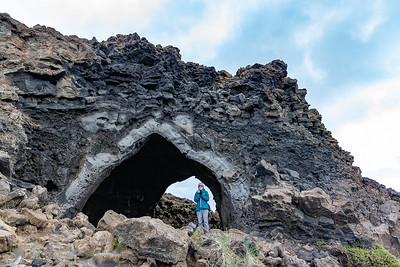 "Dimmuborgir Lava Formations - ""The Church"""
