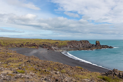 Djupalonssandur & Dritvik Cove Hike - Black Sand Beach
