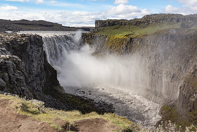 Dettifoss - Largest Waterfall by Volume in Europe