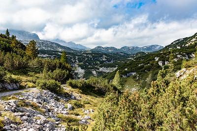 Karst Plateau Scenery