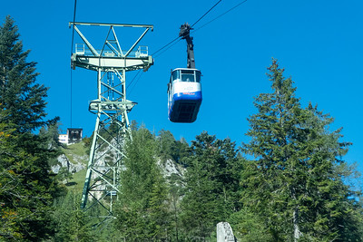 Gosaukamm Cable Car