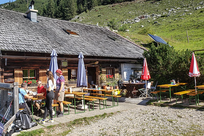 Stuhlalm Mountain Hut