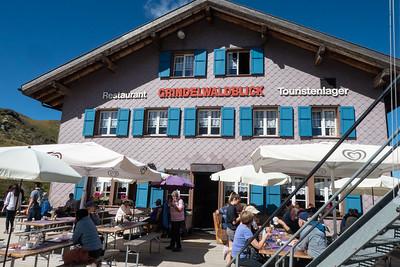 Grindelwaldblick Mountain Restaurant