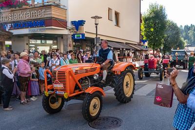 Tractor Parade!