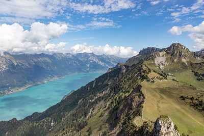 Turquoise Colored Brienzersee