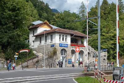 Funicular Bottom Station