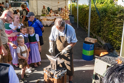 Blacksmith Demonstration