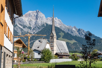 Maria Alm Village Church