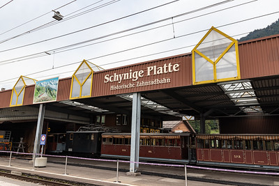 Schynige Platte Train Station