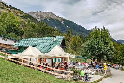 Arzler Alm Mountain Restaurant