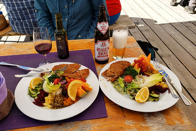 Fitness Lunches with Schnitzels