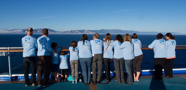 Surveying the Mendocino Coast