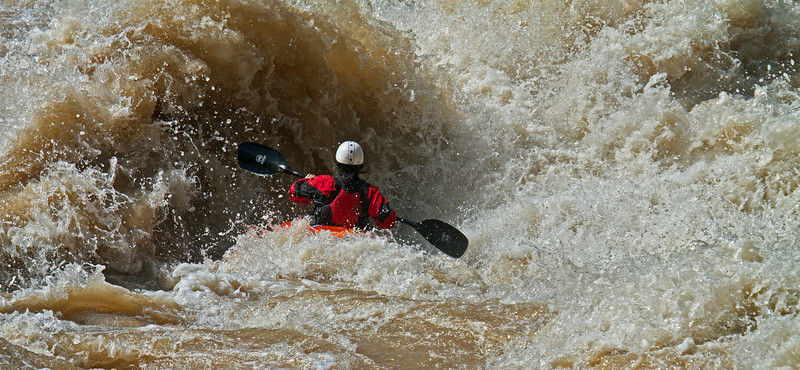 American Whitewater, March 2013