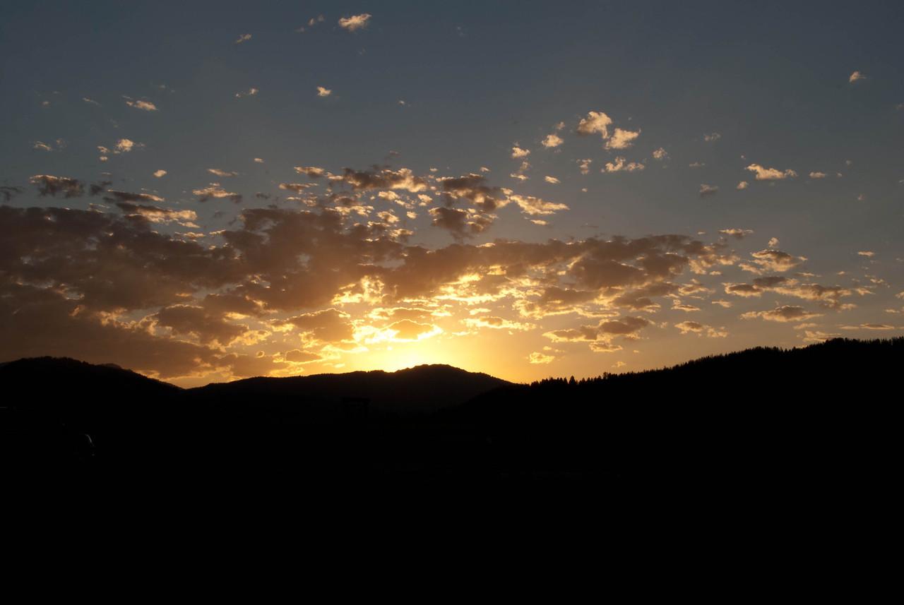 Sunrise, Grand Teton National Park