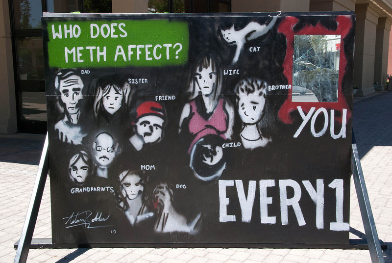 Who Does Meth Affect?