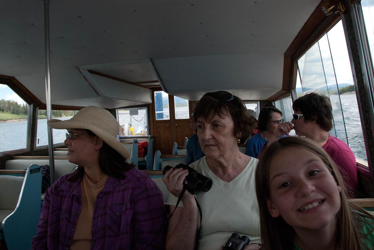 Jackson Lake Cruise