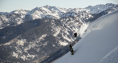 Jesse sends the Wasatch