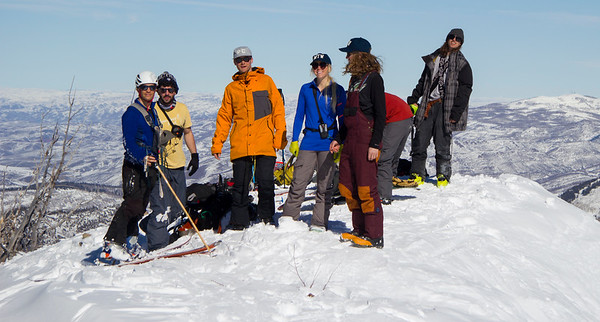 Mount Wilson Summit Shot