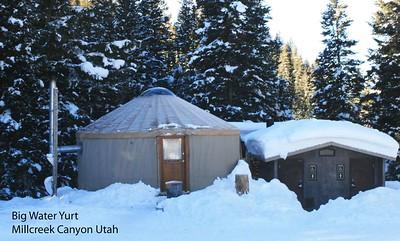 The Big Water Yurt