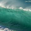 Wave at Carmel River State Beach