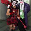 Harley Quinn and Joker