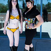 Silk Spectre and Star Trek