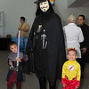 Anakin Skywalker, V, and Kid Flash