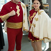 Captain Marvel and Mary Marvel
