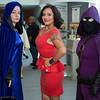 Raven, Wonder Girl, and Spoiler