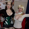 Rogue and Power Girl
