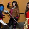 Nightcrawler, Gambit, and Dark Phoenix