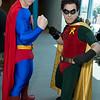 Superman and Robin