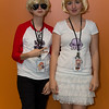 Dave Strider and Rose Lalonde