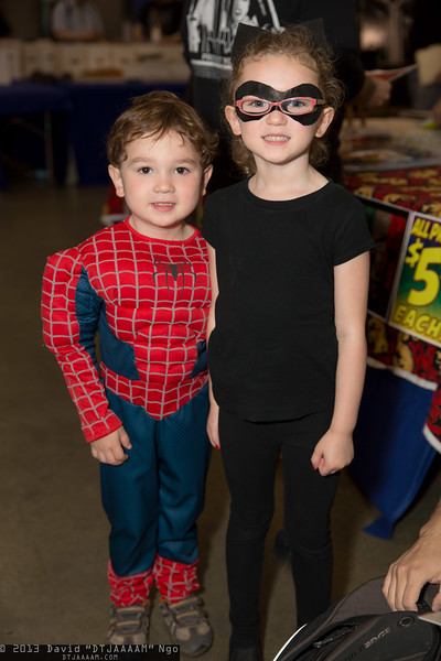 Spider-Man and Catwoman