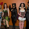 Thor, Poison Ivy, Catwoman, Star Sapphire, and Two-Face