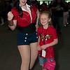 Wonder Woman and Wonder Girl