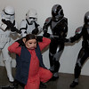 Stormtroopers, Nien Nunb, and Clone Commandos