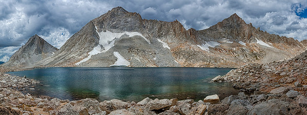 Royce Lake Panorama