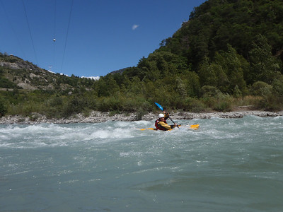 Kayaking the Alps