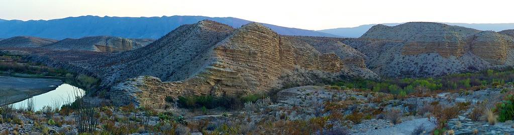 Hot Springs <br /> Big Bend National Park<br /> Texas<br /> 2011