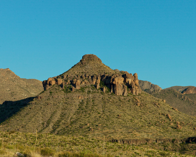 Sotol Vista<br /> Big Bend National Park <br /> October 2010