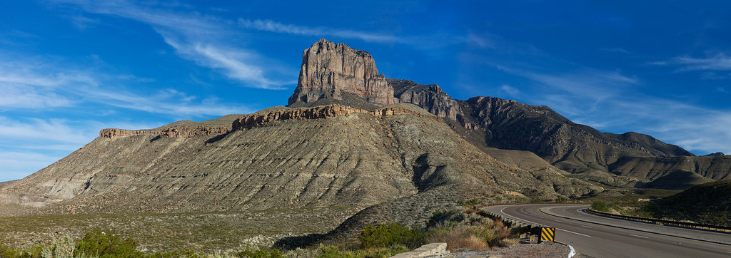 El Capitan<br /> Guadalupe Mountains National Park<br /> Texas<br /> November 2010