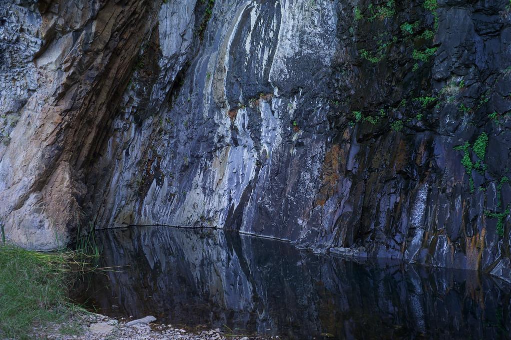 Cattail Falls<br /> Big Bend National Park<br /> Texas<br /> 2011