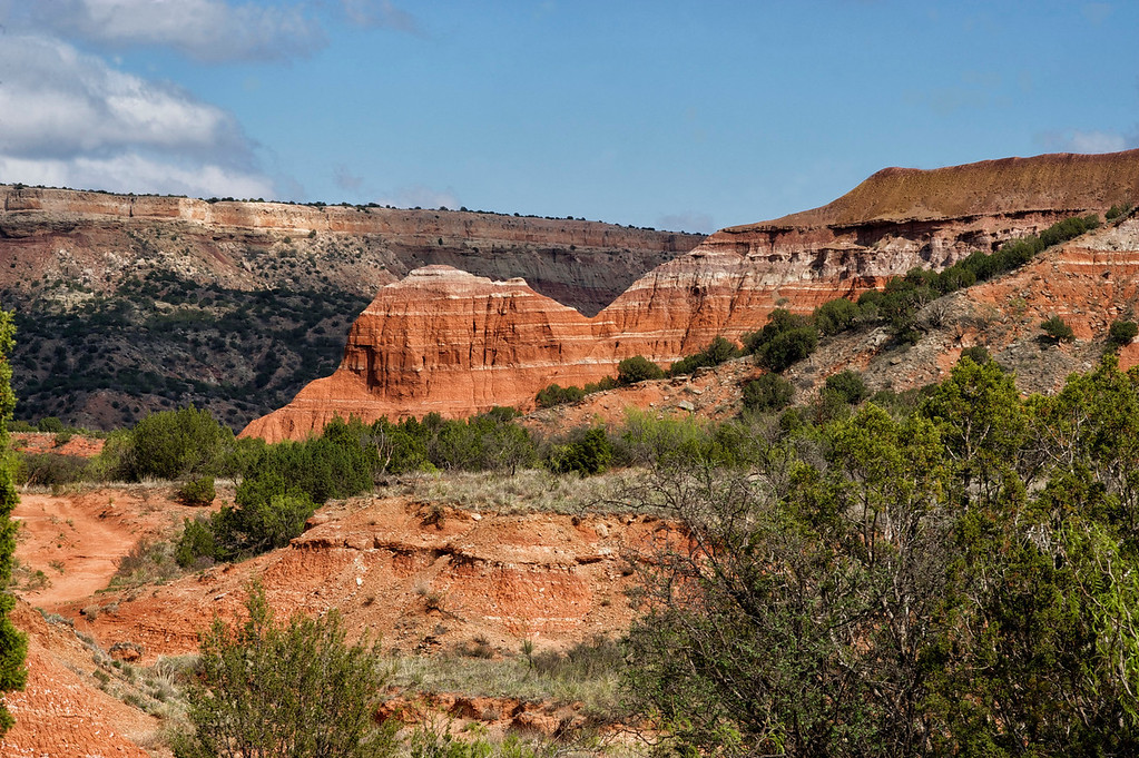 Palo Duro Canyon<br /> Texas<br /> April 2012