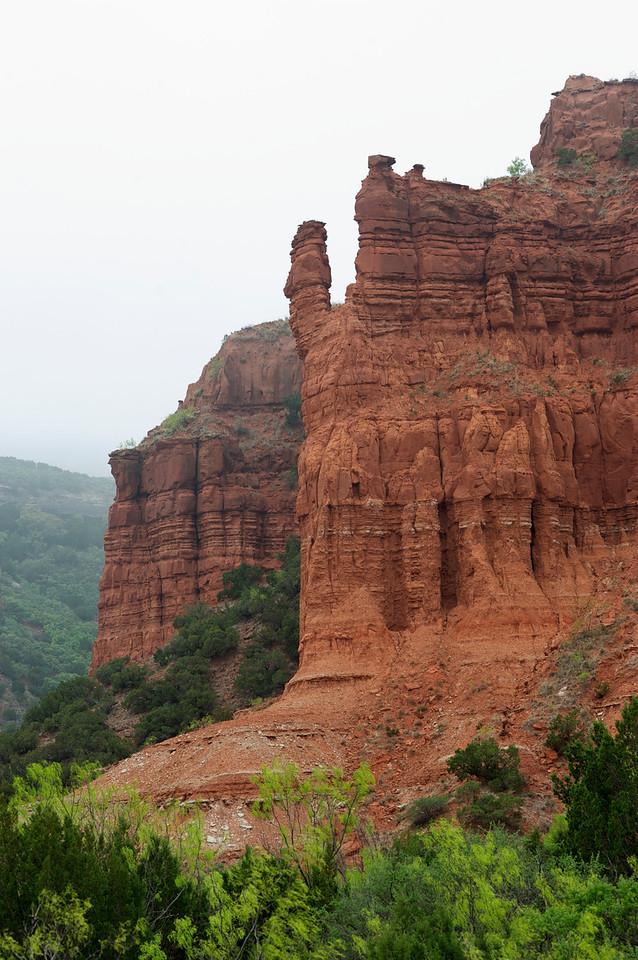Caprock Canyon<br /> Texas <br /> April 2012