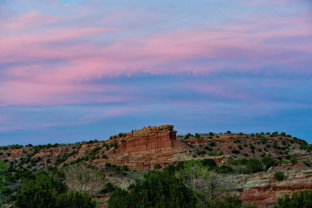 Tule Canyon<br /> Texas<br /> April 2012