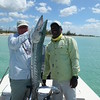 John Herman with a big West Andros Barracuda!  Photo: Chick Minehart