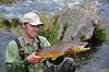 Doug Mcknight, Armstrong's Spring Creek<br /> Photo: Dave Bryan