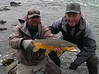 Bob Bergquist with another stud brown from this fall...