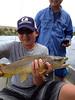 Nate Quan - fish on! Photo: Hank Bechard